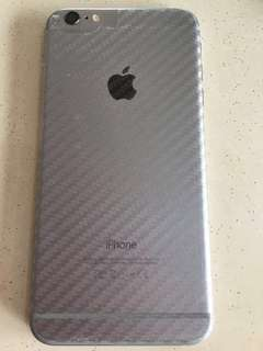 FS: Iphone 6+ 64Gb space gray