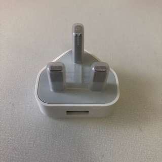 iPhone Charger Apple 5W USB 電源轉換器