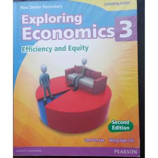 NSS Exploring Economics 3 Efficiency and Equity (Compulsory Part)(Second Edition)