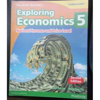 NSS Exploring Economics 5 National Income and Price Level (Compulsory Part)(Second Edition)