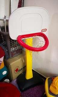 Little Tikes Basketball Pole
