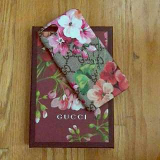 Gucci blooms floral pink case