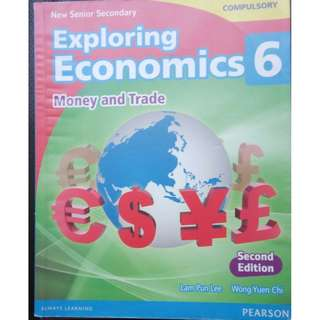 NSS Exploring Economics 6 Money and Trade (Compulsory Part)(Second Edition)