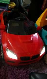 BMW Electric Motor Car