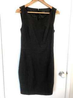Portmans Essentials Dark Grey Dress (10)