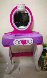 Princess Makeup Table