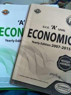 H1 Econs tys 2007-2015