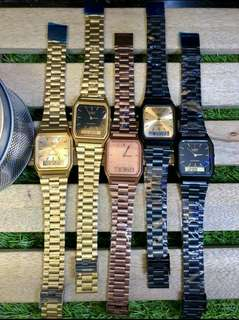 CASIO VINTAGE SALE🔥