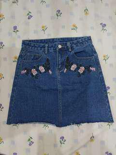 Overrun Skirt