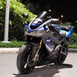 Kawasaki Ninja zx10r 2004