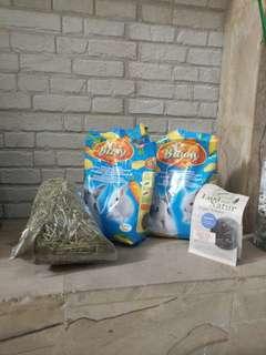 Briter Bunny Carrot, Snack, Hay bundling