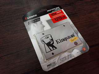 Kingstone SSD 120GB