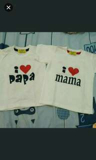 BundleI love mama and papa