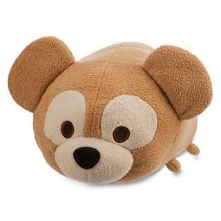 Duffy Disney Bear Tsum Tsum Plush 11""