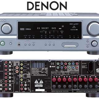DENON AV RECEIVER AMP