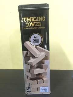 Jumbling Tower