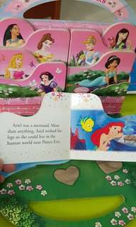 Early Learning Disney Princess Books Set
