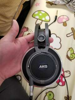 奧製AKG K812 made in austria