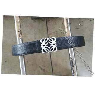 Replace Loewe belt leather strap