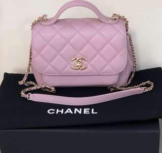 Chanel Business Affinity (dirty pink)