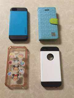 Iphone 5c Cases Take All for 230!! Cash on delivery and Free Shipping within NCR!!