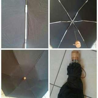 日本WPC防曬隔熱傘(近新)