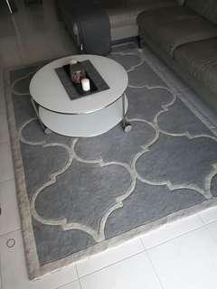Carpet rugs( 3 pcs different carpet design)