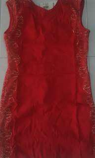 🚚 Red Dress
