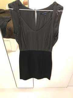 French collection dress size 6