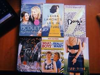 Books to let go #postforsbux