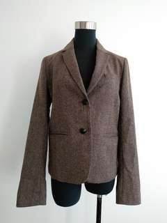 Gap wool blend blazer