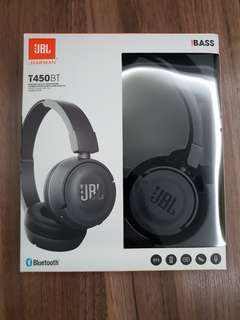 JBL T450 Wireless BRAND NEW
