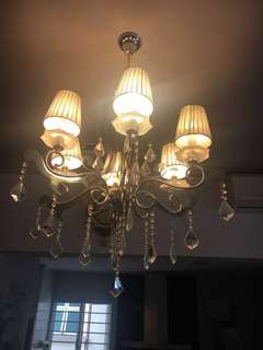 Chandelier dining room lights