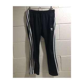 Adidas pants size 8