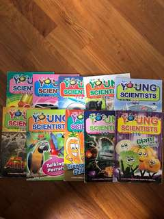 Young Scientists Level 3 Set of 10 (111-120)