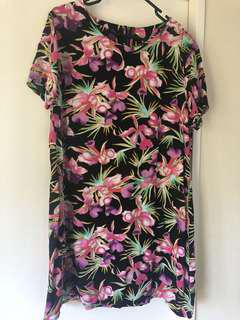 All About Eve - floral dress