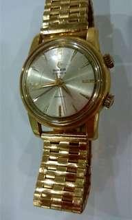 men's watch collection antique RADO Alarm Original