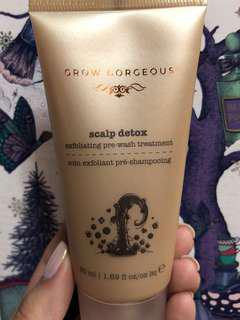 grow gorgeous scalp detox