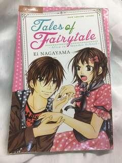 KOMIK SECOND Tales of Fairytale
