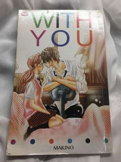 KOMIK SECOND With You