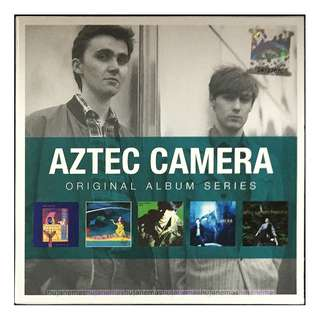 AZTEC CAMERA - Original Album Series 5CD SET (Imported from EU)