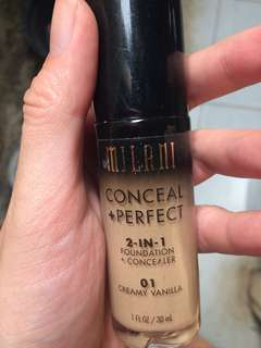 Milani conceal perfect 2 in 1 (01)
