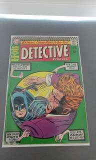 Detective Comics #352 silver age DC comic