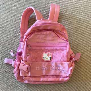 Kids Hello Kitty Pink Backpack