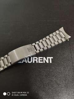 Omega 20mm 早期 1171 帶 bracelet buckle seamaster speedmaster