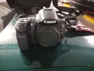 Canon 60D with tamron Lensa