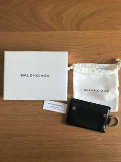 Clearance: Balenciaga Unisex Arena Card holder / Pass holder