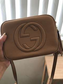 Gucci Disco Bag