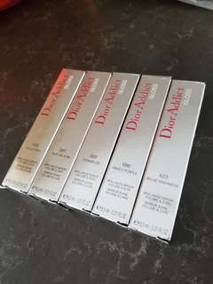 Dior Addict Gloss (New) Multiple Colours!