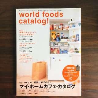 Japanese Magazine on World Foods